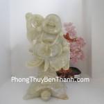 Tượng Phật Di Lạc đá Cẩm Thạch Trung Quốc đứng PDL CTD