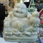 Tượng Phật Di Lặc đá cẩm thạch PDL CTN